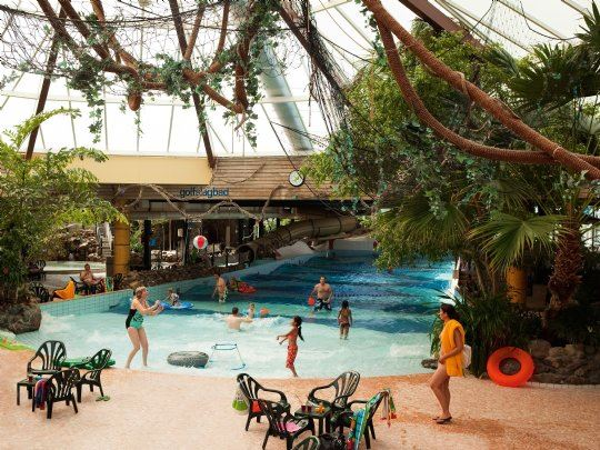 Het Vennenbos Zwembad.Zwemmen Bij Landal Het Vennenbos